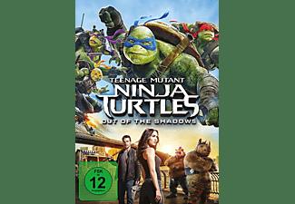 Teenage Mutant Ninja Turtles - out of the Shadows DVD