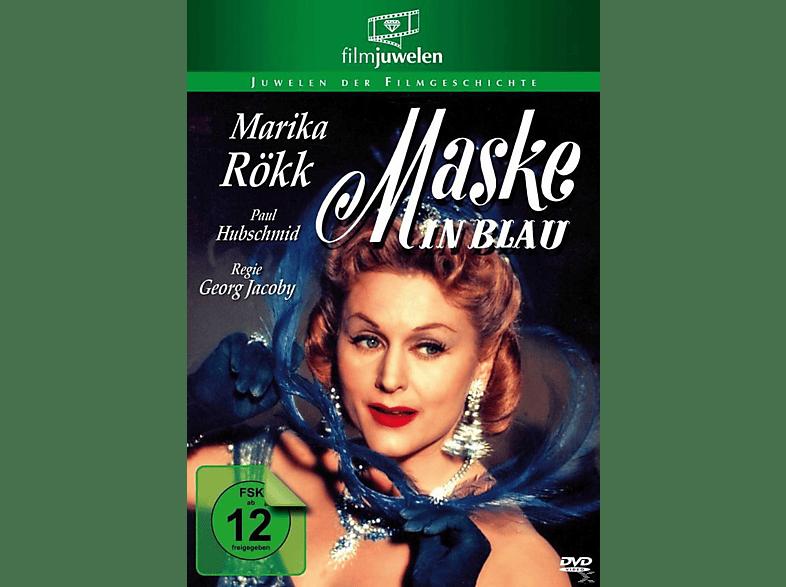 Maske in Blau - mit Marika Rökk und Paul Hubschmid [DVD]