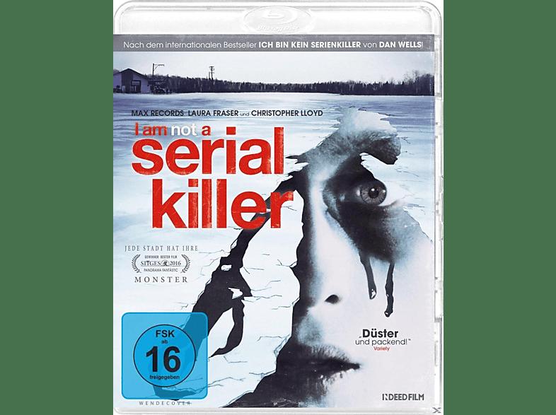 I Am Not A Serial Killer (Uncut) [Blu-ray]
