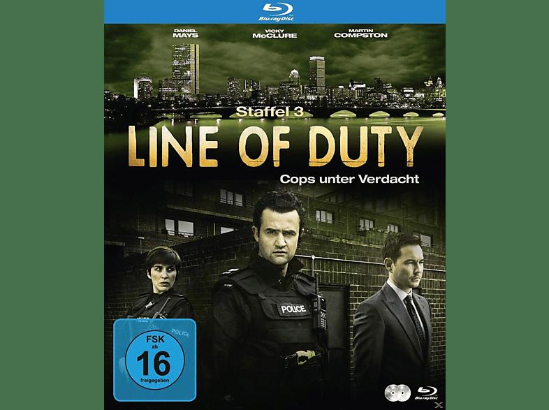 Line of Duty 3. Season [Blu-ray]
