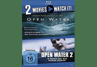 Open Water / Open Water 2 Blu-ray