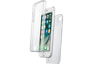 CELLULAR LINE Touch, Full Cover, Apple, iPhone 7, iPhone 8, Transparent