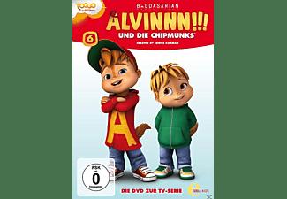 Alvinnn!!! Und Die Chipmunks 6 - DVD z.TV-Serie-Das Baumhaus DVD