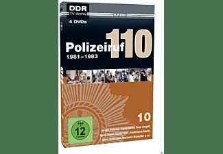 Polizeiruf 110 - 10.Box 1981 -1983 DVD