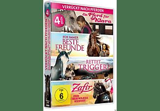 Verrückt nach Pferden - Die ultimative Pferde-Box DVD