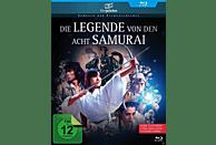 Die Legende von den acht Samurai - DDR-Kinofassung + Extended Version [Blu-ray]