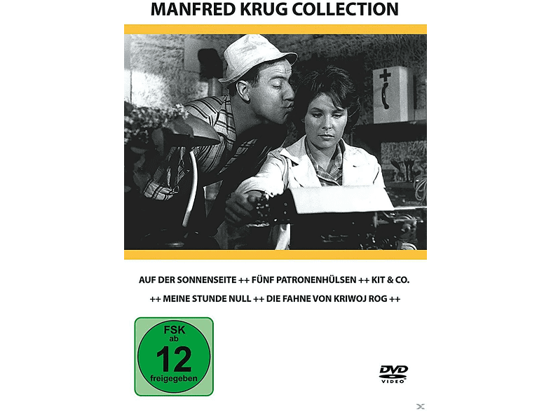 Manfred Krug Collection - 5er Schuber [DVD]