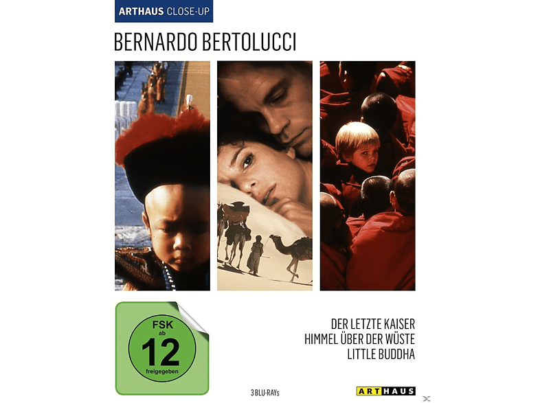 Bernardo Bertolucci (Arthaus Close-Up) [Blu-ray]