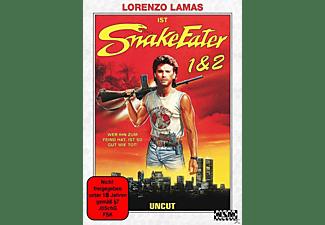 Snake Eater 1 & 2 DVD
