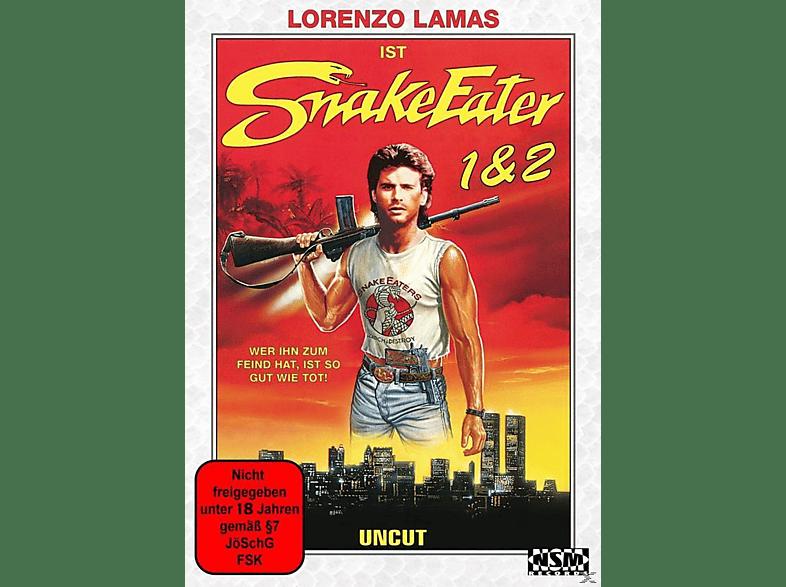 Snake Eater 1 & 2 [DVD]