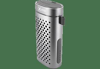 XLAYER XLayer PLUS Speaker Powerbank 4000 mAh Silber