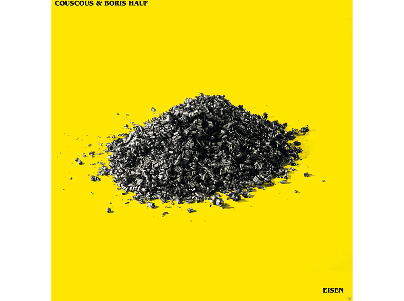 Couscous & Boris Hauf - Eisen (Colored LP+CD+MP3) [LP + Bonus-CD]