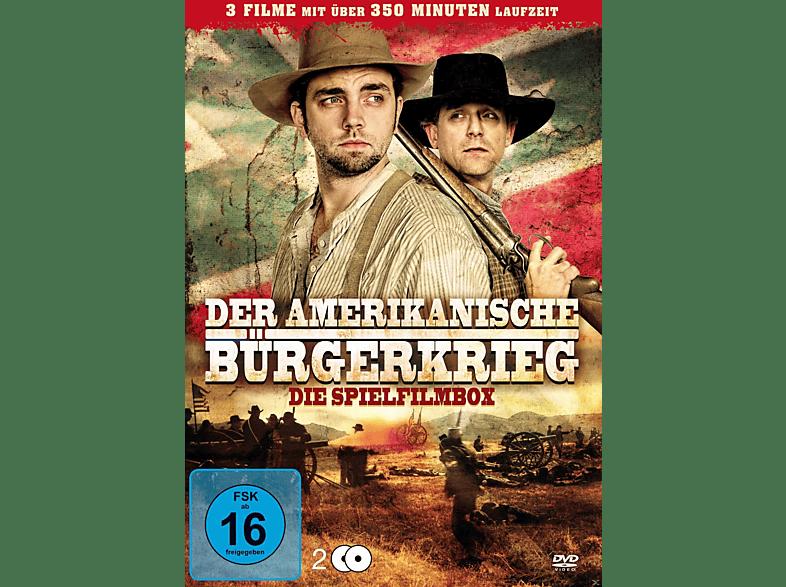 Der Amerikanische Bürgerkrieg [DVD]
