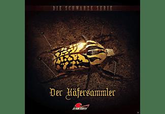 Sir Arthur Conan Doyle - Schwarze Serie-Der Käfersammler Folge 8  - (CD)