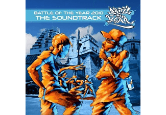 VARIOUS - Battle Of The Year 2010  - (CD)