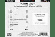 L'arte Dell'arco (hi Guglielmo & Lazari - Sämtliche Violinkonzerte Vol.7 [CD]