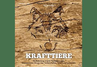 Ted Andrews - Krafttiere: Die Bedeutung Unserer Tierbegegnungen. Schamanis  - (CD)
