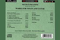 Luigi Alberto Bianchi, Maurizo Preda - Werke Für Violine u.Gitarre [CD]