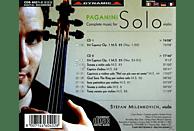 Stefan Milenkovich - Sämtliche Werke Für Violine solo (GA) [CD]