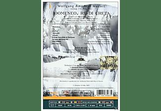 VARIOUS - Idomeneo  - (DVD)