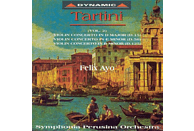 Felix Ayo, Symphonia Perusina Orchestra - Violinkonzerte vol.2 [CD]