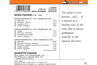Quarteto Paganini - Quartette 2-8, [CD]