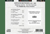 Orchestra I Pomeriggi Musicali Di Milano, Ovidiu Badila, Keng-Yuen Tseng - Kontrabasskonzerte [CD]