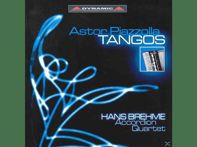 Hans Brehme Akkordion Quartett - Tangos [CD]