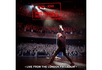 Bon Jovi - This House Is Not For Sale - Live From The London Palladium  - (CD)