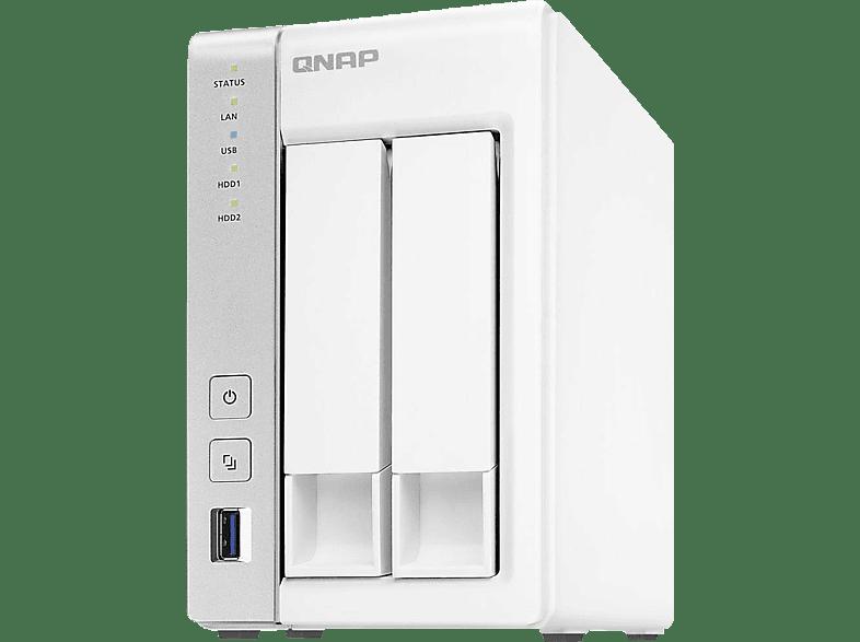 QNAP TS-231P  3.5 Zoll extern