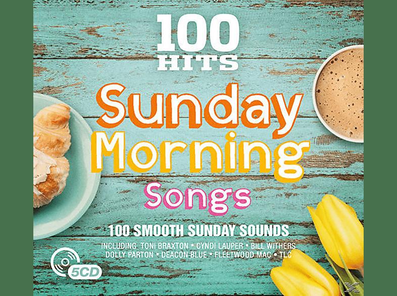 VARIOUS - 100 Hits-Sunday Moring [CD]