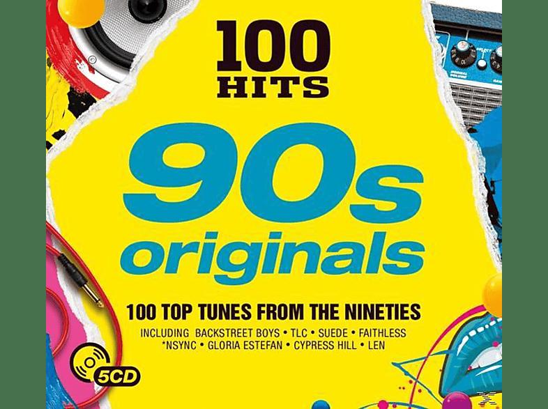 VARIOUS - 100 Hits-90s Originals [CD]