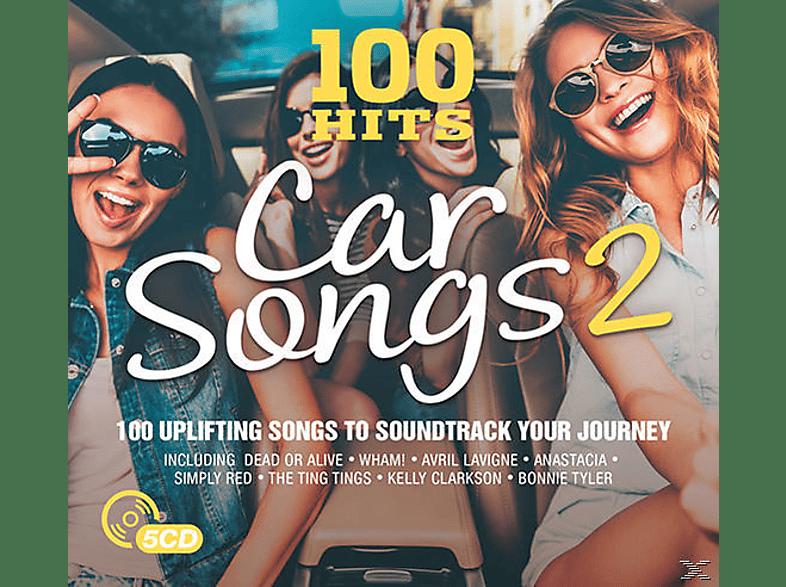 VARIOUS - 100 Hits-Car Songs 2 [CD]