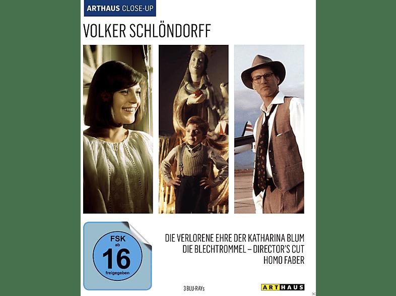 Volker Schlöndorff - Arthaus Close-Up [Blu-ray]