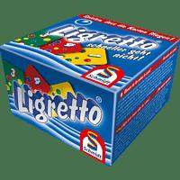 SCHMIDT SPIELE (UE) Ligretto® Kartenspiel, Blau