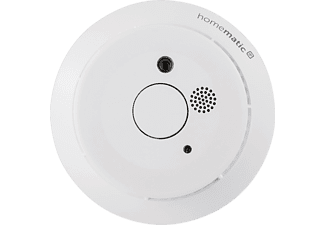 HOMEMATIC IP Rauchwarnmelder mit Q-Label, weiß (142685A0)