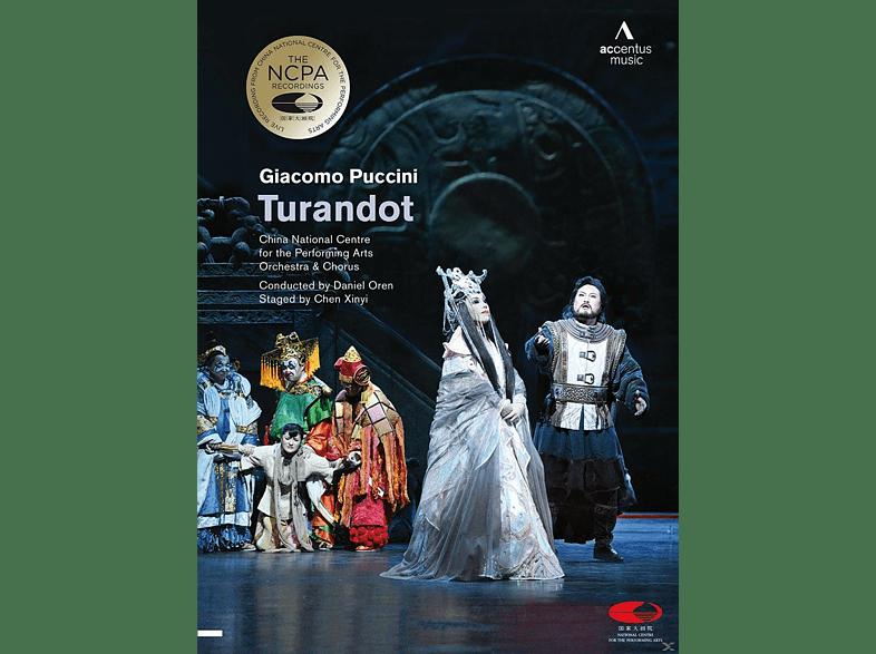 China National Centre For The Performing Arts Orchestra & Chorus - Turandot [DVD]