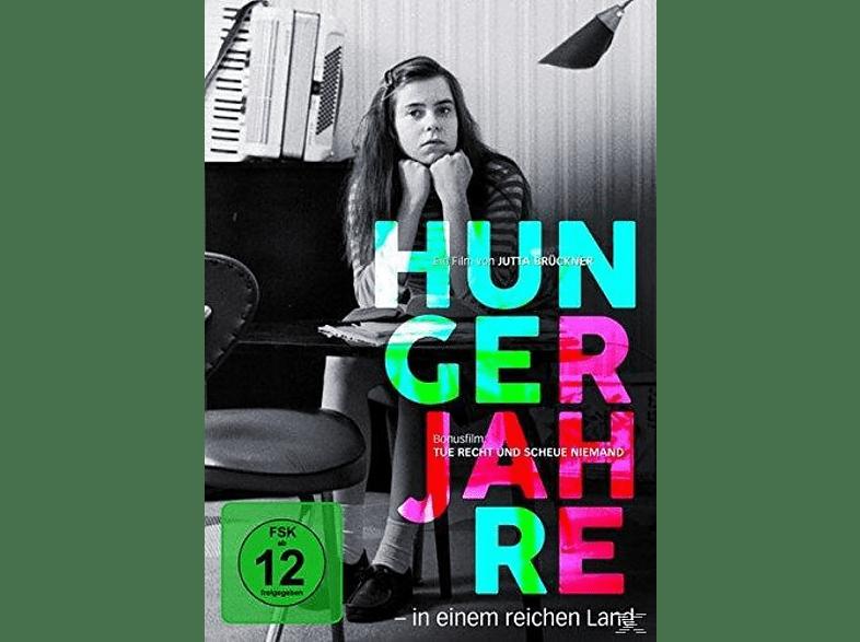 Hungerjahre - In einem reichen Land [DVD]
