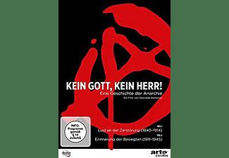 Kein Gott, kein Herr! Eine Geschichte der Anarchie DVD