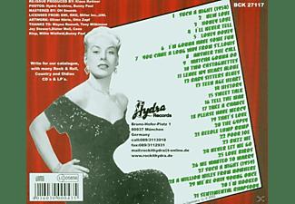 Bunny Paul - Such A Rock'n Roll Night  - (CD)