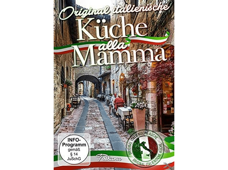 Toskana s Küche - Orig.Italienische Küche Alla Mamma [DVD]