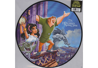 VARIOUS - Songs From The Hunchback Of Notre Dame (Pict.Disc) - (Vinyl)