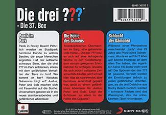Die Drei ??? - Box 37 Folgen 110-112  - (CD)