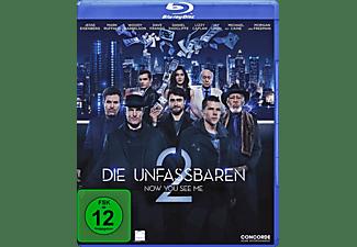 Die Unfassbaren 2 - Now you see me Blu-ray