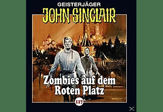 John Sinclair-folge 117 - Zombies auf dem Roten Platz  - (CD)