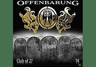 Offenbarung 23-folge 74 - Club of 27  - (CD)