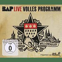 BAP - Volles Programm - [CD]