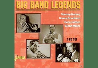 VARIOUS - Big Band Legends   4-CD  - (CD)