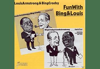 Bing Crosby - Fun With Bing & Louis  - (CD)