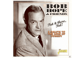 Bob Hope - Put It There,Pal !   2-CD  - (CD)